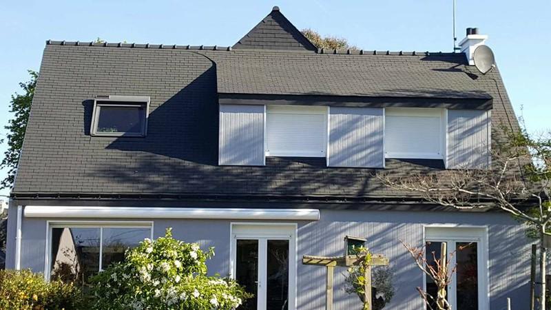 Rénovation toiture Reflex Façade